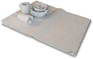 10 kg Packseide 50 x 75 cm grau, Seidenpapier Polsterpapier Geschirrpapier Packpapier tissue paper