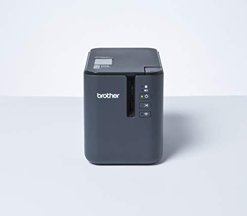 "Brother PTP950NWZG1 PC-Beschriftungsgerät\""P-touch P950NW\"", LAN/WLAN/USB"