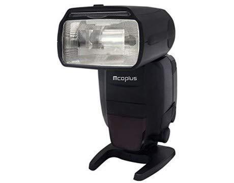 Mcoplus mco-mt600sc Flash per fotocamera Canon Nero