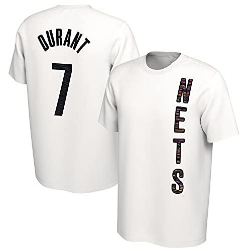 LGLE # 7 Dürânt – Camiseta de baloncesto – Camiseta transpirable sin mangas unisex, c, large