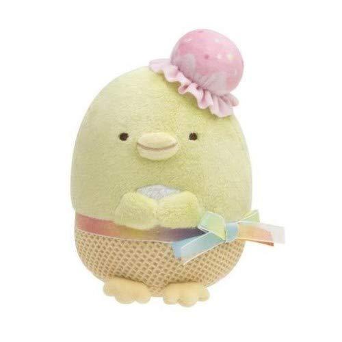 すみっコぐらし「ぺんぺんアイスクリームスタンドテーマ」 もっちり〜ぬいぐるみ ぺんぎん?