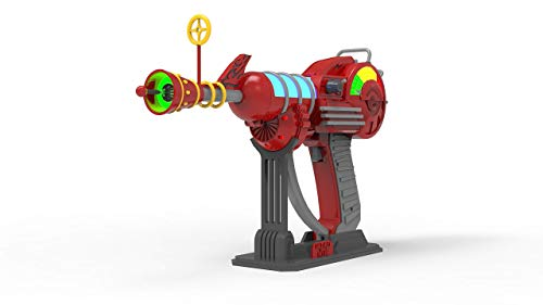 Raygun - Call Of Duty Zombies - Cosplay - 3D gedruckt mit LEDs