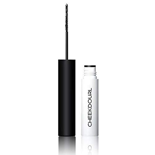 Kybbe Mascara Noir Séchage Rapide Longue Durée Imperméable Curling Mascara Petite Brosse Maquillage Cosmétique