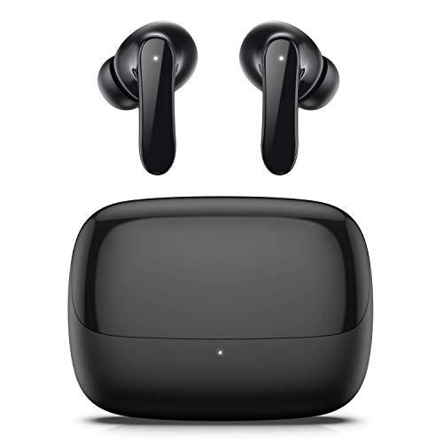 Kabellose Kopfhörer, Feob [für - Anrufen und Musik] Kopfhörer Kabellos Bluetooth 5.0 True Wireless Earbuds【Einzigartiges Slide Design】mit Mikrofon,Touch Control,Auto Pairing Sport Kopfhörer In Ear