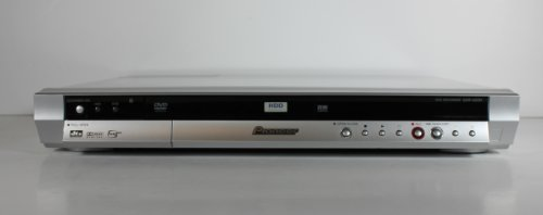 Read About Pioneer DVR-420H-S DVD Recorder 80GB Hard Drive DVD Player