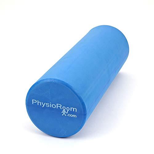 PhysioRoom Schaumrolle 15cm x 45cm - Muskelmassage, Myofasziale Freisetzung, Triggerpunkt, Muskelaufbau, Rehabilitation bei Verletzungen, Stützhilfe, Yoga, Pilates