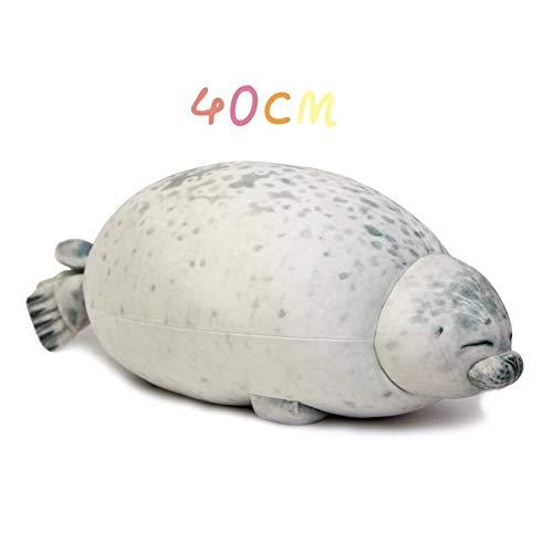 Yg-ct 20cm / 30cm / 40 centimetri Carino animali farciti del giocattolo della peluche Chubby Seal Ocean Animal Cuscino farcito la bambola Dormire Indi