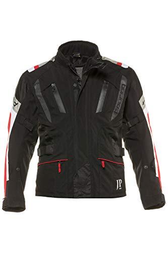 JP 1880 Herren große Größen Motorradjacke HELD, auszippbares Thermo-Jacke, Soft-Protektoren schwarz 6XL 714199 10-6XL