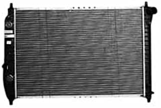 TYC 2873 Chevrolet Aveo 1-Row Plastic Aluminum Replacement Radiator