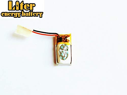 3.7V 40mAh 381018 Lithium Polymer Li-Po Rechargeable Battery for MP4 MP5 GPS PSP Mobile Video Game