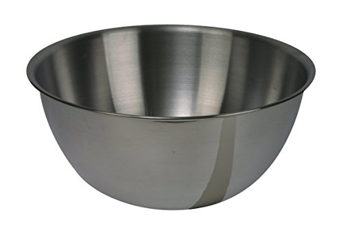 Dexam Stainless Steel mixing bowl, 10 Litre