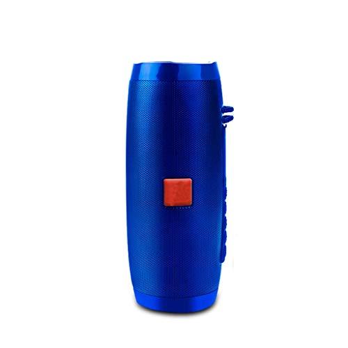 Speaker draadloze Bluetooth luidspreker LED draagbare boom box outdoor bas kolom subwoofer soundbox met microfoon ondersteuning TF FM USB Bluetooth-luidspreker
