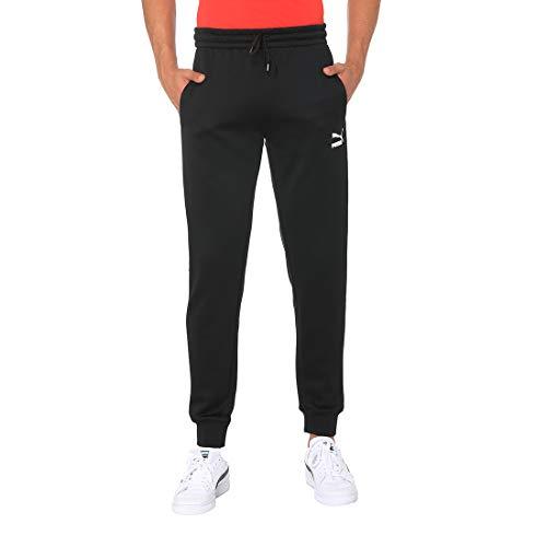 PUMA Iconic T7 Herren Gestrickte Sweatpants Puma Black S