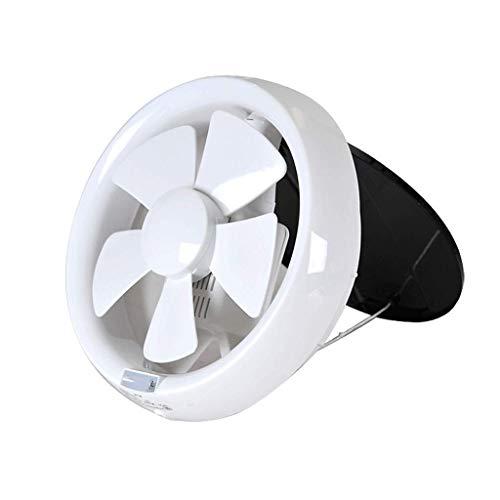 LXZDZ extractor de aire silencioso, Inicio de ventilación del ventilador Baño Garaje escape Ventilador de techo y de montaje en pared Ventilador for baño, cocina, Super Silent