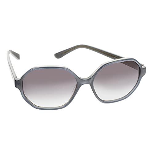 Liebeskind Berlin Gafas de sol para mujer 10713-00800, color azul y gris