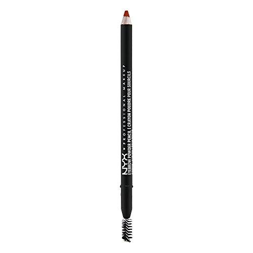 NYX PROFESSIONAL MAKEUP Eyebrow Powder Pencil, Auburn