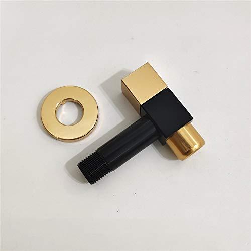 Hoogwaardige waterkraan uitloop Bibcocks vervangende vulstof aluminium badkuip douche mixer bad waterkraan vulstof uitloop stopcontact zm-3