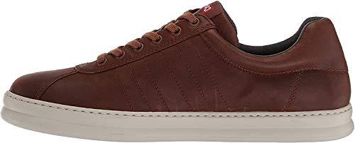 Camper Herren Runner Four Sneaker, Braun (Medium Brown 210), 42 EU