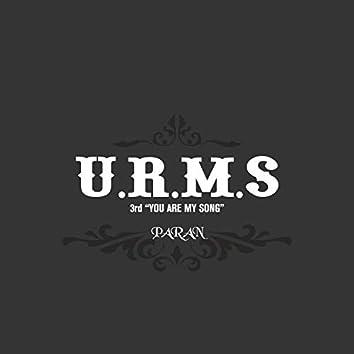 U.R. My Song