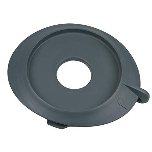 Deckel geeignet für Thermomix TM31 Vorwerk NEU 31 TM schwarz Kunststoff Plastik