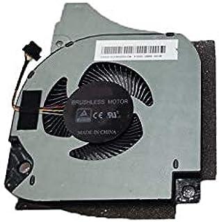 ラップトップ GPU 冷却ファン dell G5 15 5590 P82F 09THTN 9THTN DFSCK221151811 FM0B DC12V 1A と互換性があります。