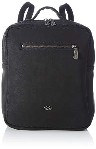 Fritzi aus Preussen Damen Fria Backpack Medium Rucksack, Black, One Size
