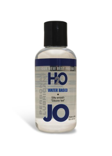 System Jo H20 Water Based Personal Lubricant -- 4.5 fl oz