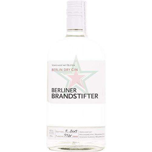 Berliner Brandstifter Berlin Dry Gin 43,30% 0,70 Liter