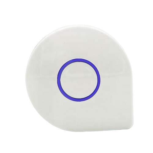 Toothbrush Sterilizer Mini Portable UVC LED Sanitizer Travel Organizer