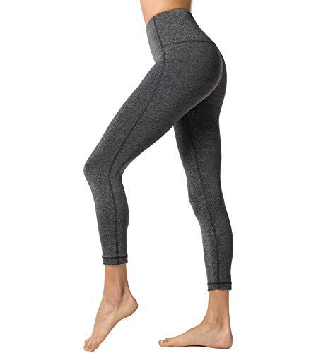 LAPASA Donna Allenamento Leggings Opaco Yoga Fitness Spandex Palestra Pantaloni L01