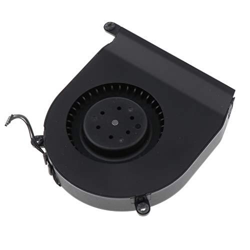 B Blesiya Ventilador de Refrigeración de CPU de Escritorio de Repuesto para Computadoras Mac Mini A1347