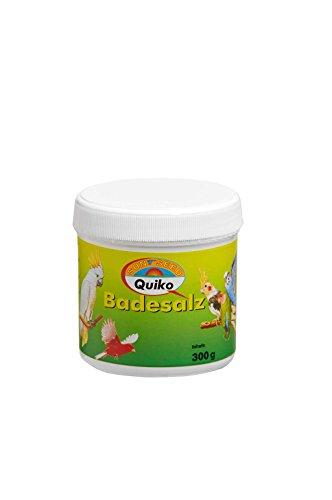 Quiko badzout - voor alle soorten siervogels 3-pack (3 x 300 g)