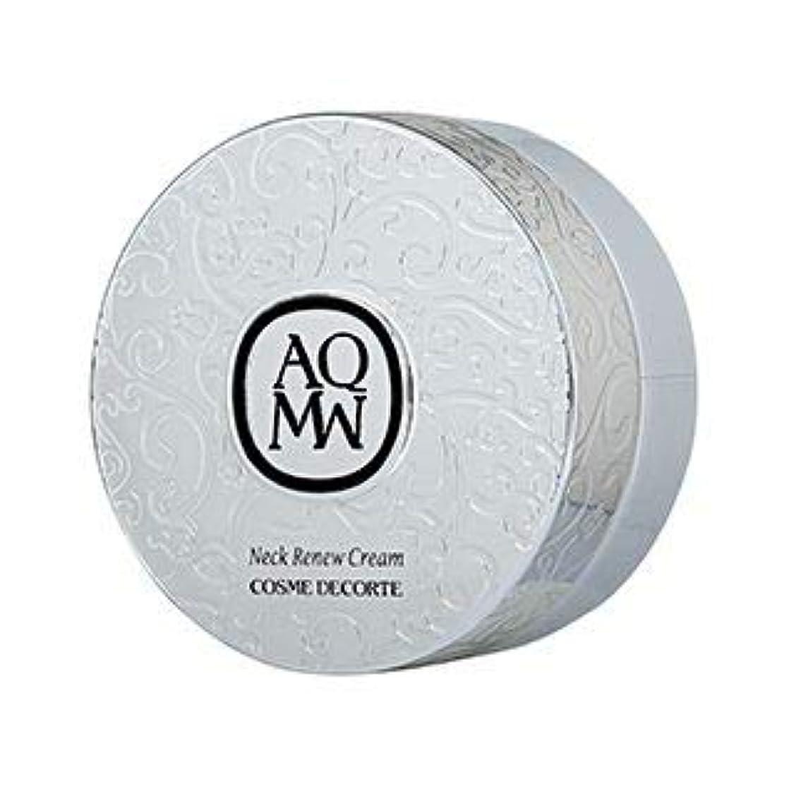 スリンク低下神秘的なコスメデコルテ(Cosme Decorte) AQMW ネック リニュークリーム 50g [並行輸入品]