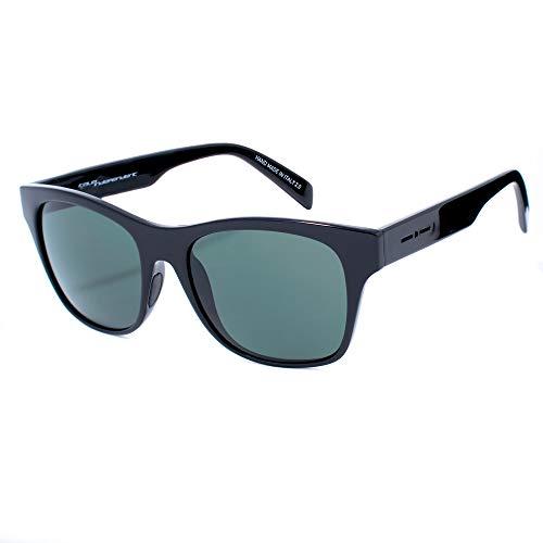 italia independent 0901-009-GLS Gafas de sol, Negro, 53 Unisex