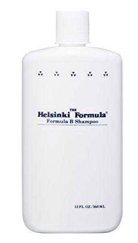 ヘルシンキフォーミュラ フォーミュラB ハーバルミスト シャンプー ボトル 360ml