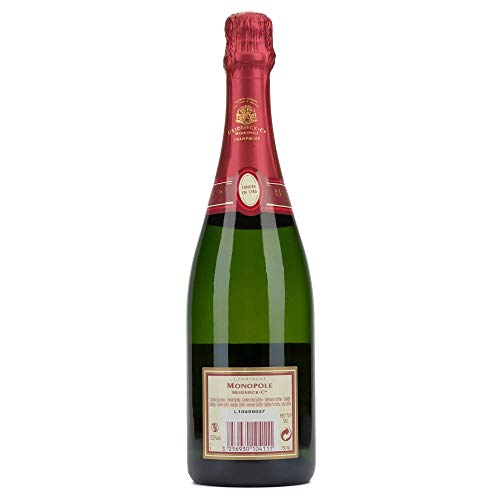 Heidsieck & Co. Monopole Red Champagner - 4