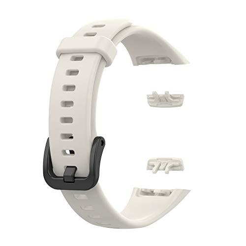 Unknows Cinturino da Polso di Orologio in Silicone Sport Sport Sconosciuto per Honor Band 6 Smart Watch