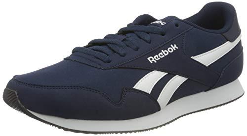 Reebok Royal CL Jogger 3, Zapatillas Unisex Adulto, Multicolor (Maruni/Blanco/Negro), 44.5 EU