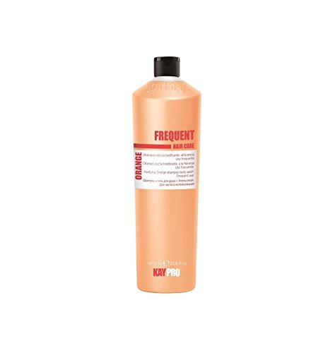 Kay Pro Frequent Hair Care Orange Shampooing 1000 ml