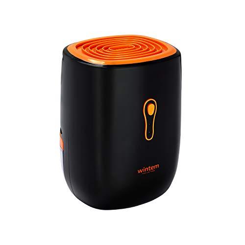 Nettuno Deumidificatore Compatto Portatile Intelligente Serbatoio 750 ml con Sistema di allarme autospegnimento