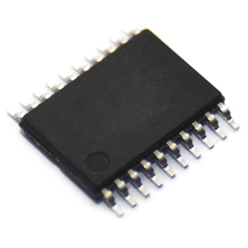 MCP23S08-E/SS IC: expander 8bit I/O port SPI SSOP20 1.8-5.5VDC MICROCHIP TECHNOL