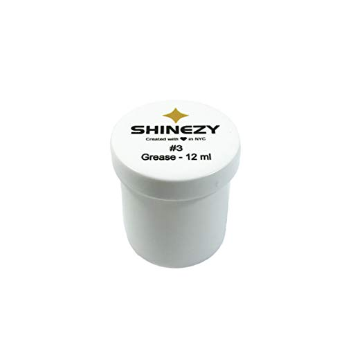 Shinezy # 3 Silicona Grasa Impermeable Diver Watch