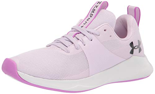 Under Armour Damen Charged Aurora Crosstrainer, Crystal Lila Exotic Bloom Black 500, 36.5 EU