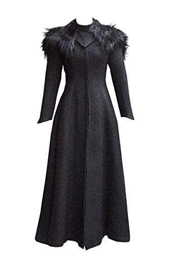 Yennefer Cosplay Costume:
