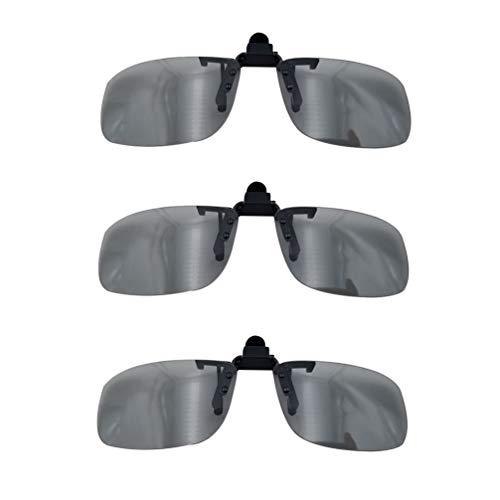 3パックHD 3Dメガネ、効果は卓越した3Dアイウェア、ウォッシャブルゴーグル、Reald映画用、3Dのごちそうを楽しむことができます、子供と大人向け、0.72mm(該当するIMAX)