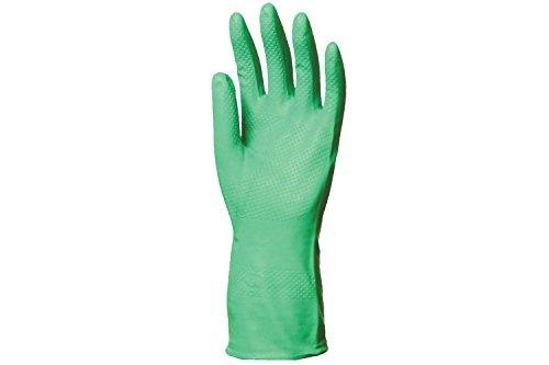 Gants Nitrile vert Taille M/8 EP 5528