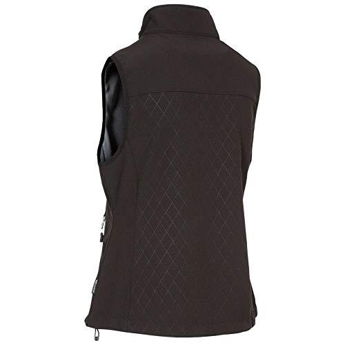 Trespass Verity - Female Softshell JKT TP50 - Black M