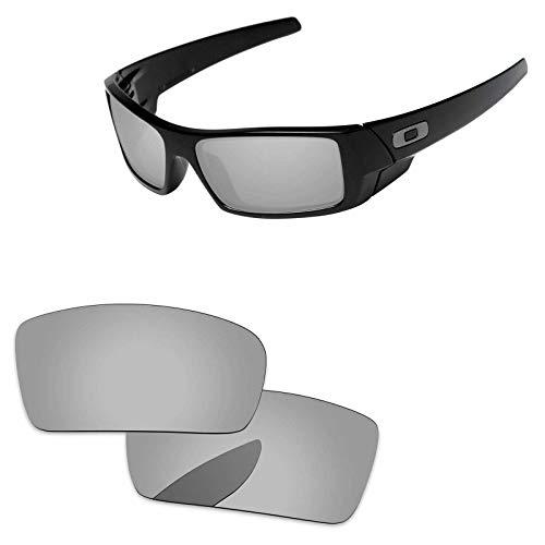 sunglasses restorer Lentes de Recambio Compatibles para Oakley Gascan
