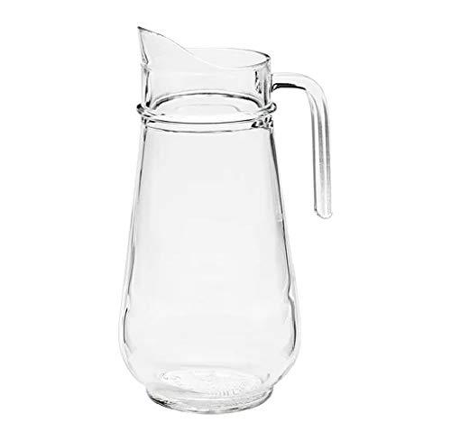 IKEA Krug Tillbringare Krug aus klarem Glas, 1,7 l