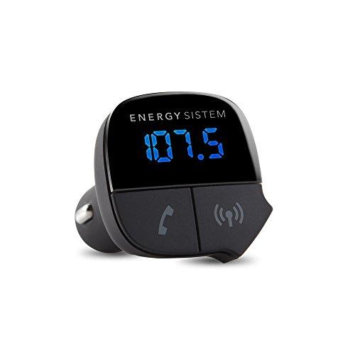 Transmisor de FM para coche Energy Sistem